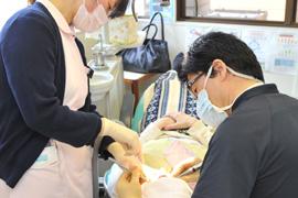 歯周病菌が増える環境「歯周ポケット」のイメージ