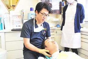 アカデミー歯科のメインテナンスの流れ