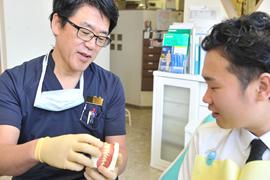 当院が行う、咬み合わせ治療=全身咬合治療の効果が期待できるかどうかの検査のイメージ